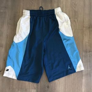 Jordan's men's basketball shorts